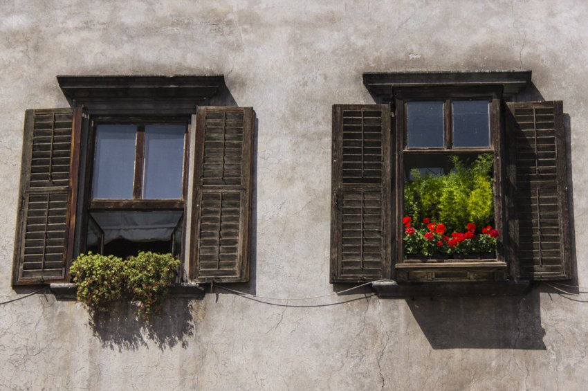 Trento, Italy (our confession)