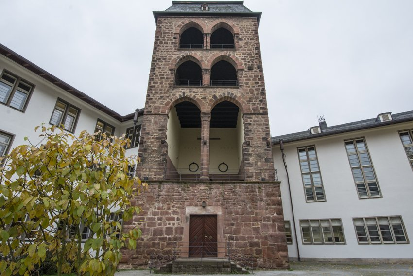 The Witch Tower, Heidelberg
