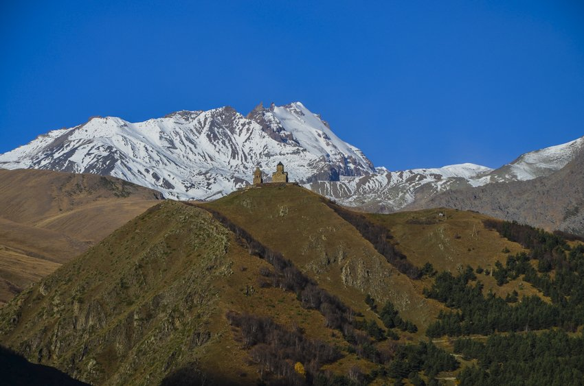 Tsminda Sameba Church, Kazbegi
