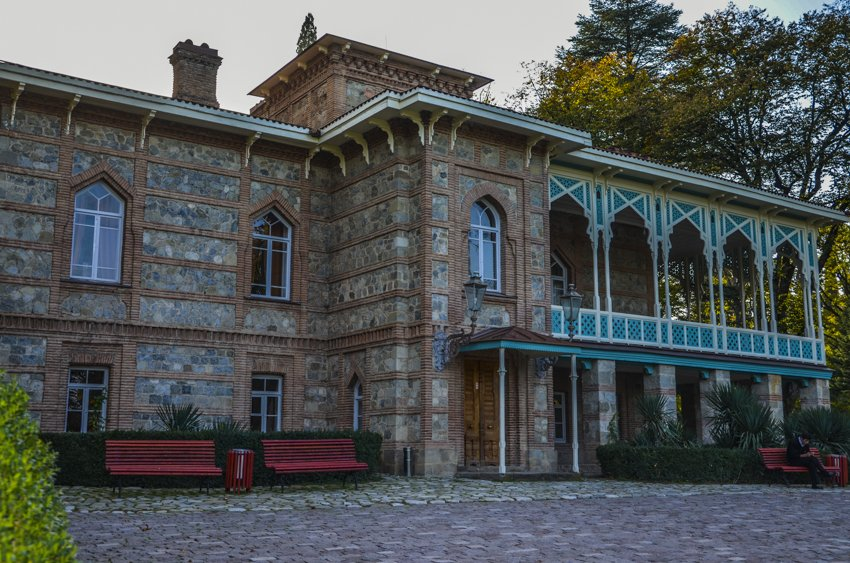 Chavchavadze family estate, Tsinandali