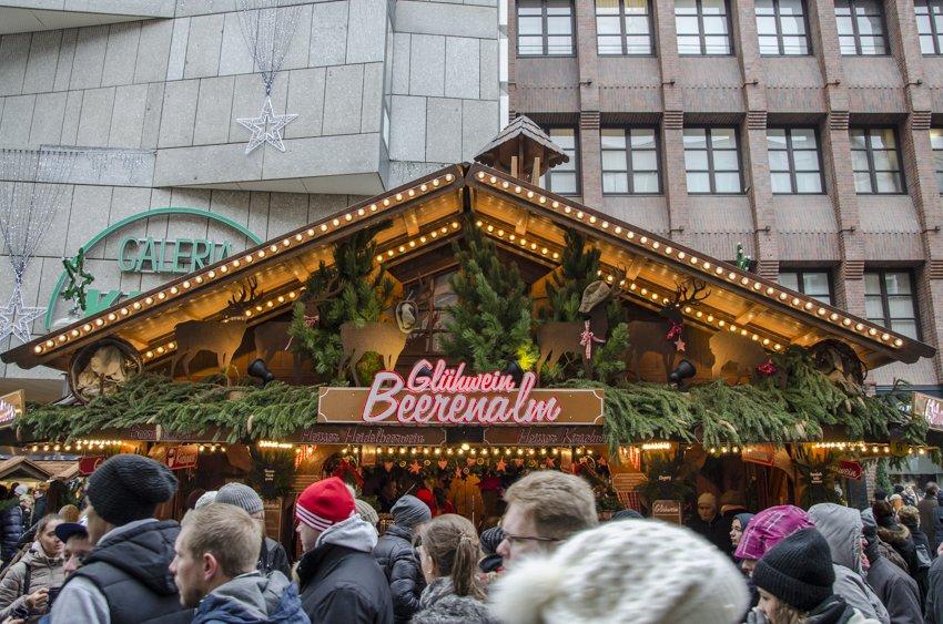 Christmas Markets, Munich 2015